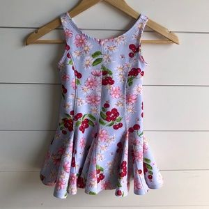 BISCOTTI Sleeveless Floral Dress Size 5